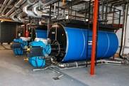 Marlowe Road Energy Centre boilers