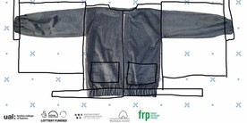 London College of Fashion Zero Waste Pattern Cutting Workshop