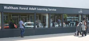 Adult Learning Services Queens Road Learning Centre cropped