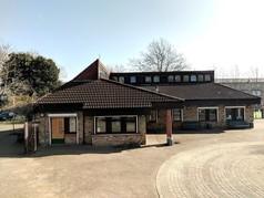 Langthorne Park Pavilion Leyton