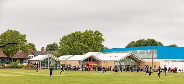 ECB Cricket Hub Launch