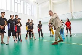 Graham Gooch at ECB Cricket Hub Launch 260619