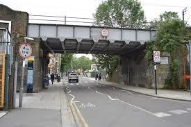 Wood Street Railway Bridge