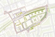 St James Quarter Design Guide cropped map CGI