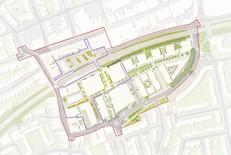 St James Quarter Design Guide cropped map CGI