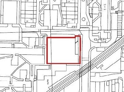 Sansom Road Leytonstone Red Line Plan cropped