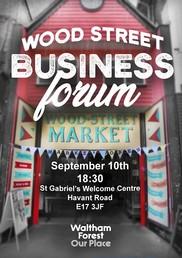 Wood Street Business Forum meeting 101019