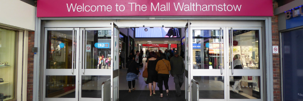 The Mall reopens
