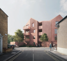 Essex Close Walthamstow CGI