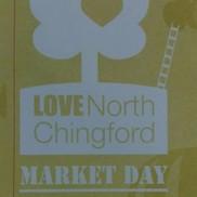 Love North Chingford Market logo