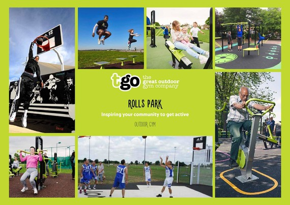Rolls Park MUGA Lena Kennedy Close