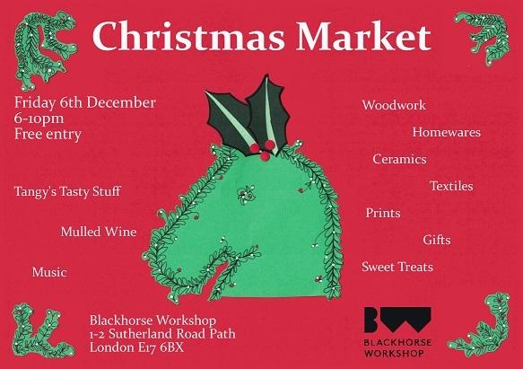 Blackhorse Workshop Christmas Market