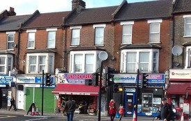 Markhouse Corner shops 2019