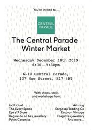 Central Parade market 2019