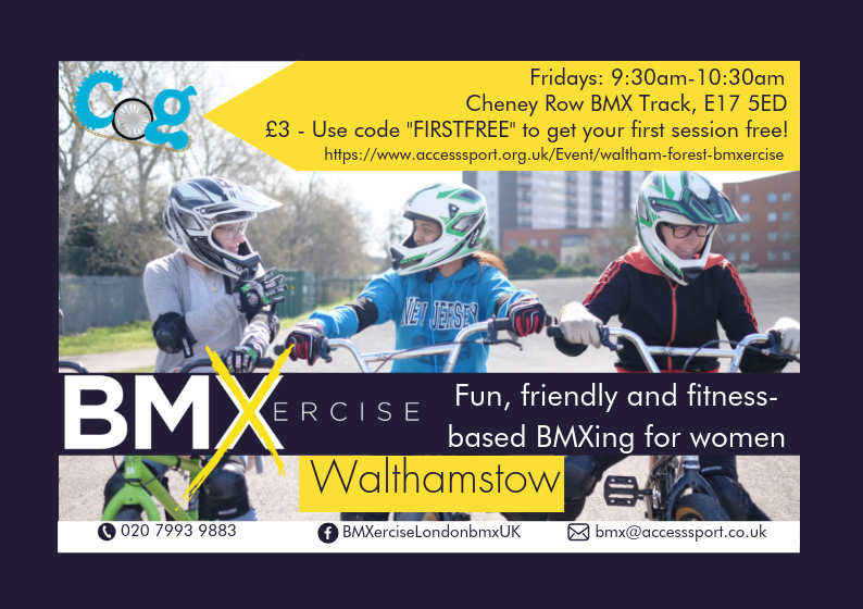 BMXercise for women