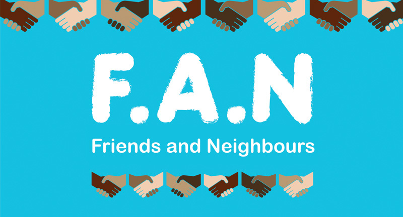 Bringing residents together: Friends and Neighbours (FAN)