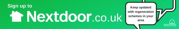 Nextdoor banner regeneration