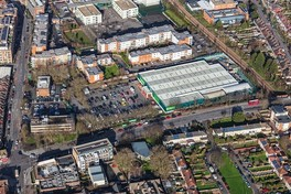 2c Fulbourne Road (Homebase) aerial photo