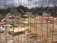 Juniper House work in progress June 2020