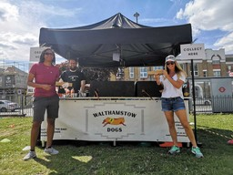 Orford Road Market 250720 Walthamstow Dogs