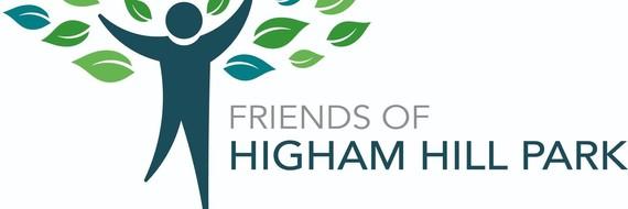 Friends of Higham Hill Park logo