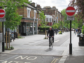 Enjoy Waltham Forest Pembroke Road to Orford Road