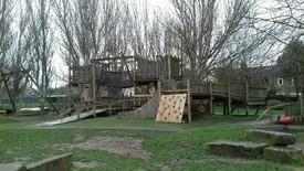 Jack Cornwell Park Leyton old play area