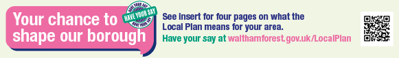 Local Plan consultation 2020 banner