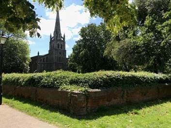 St Peter's and St Pauls Church Chingford