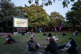 Leytonstone Loves Film 2 - On grass