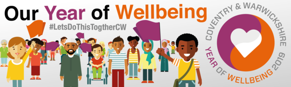 Year of Wellbeing Banner