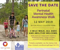 Perinatal Awareness Walk