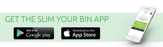 Slim Your Bin app