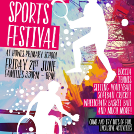 Howes Inclusive Sports Festival