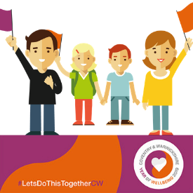 Letsdothistogether Year of Wellbeing