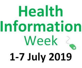Health Information Week 2019