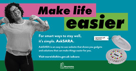 AskSARA website