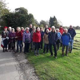 Bidford Health Walk