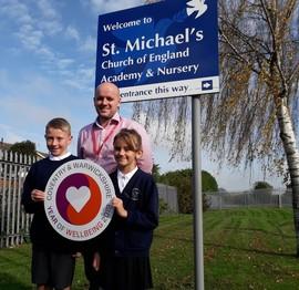 St Michael's Bedworth School