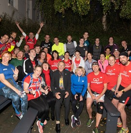 Warwick Leamington Good Gym Launch