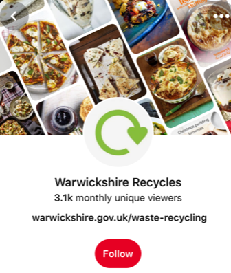 Warks Recyces Pinterest