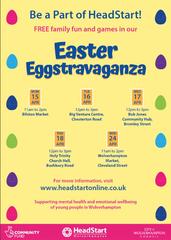 Headstart - Easter Eggstravaganza