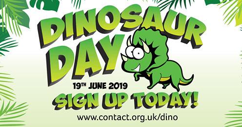 Contact - Dinosaur Day