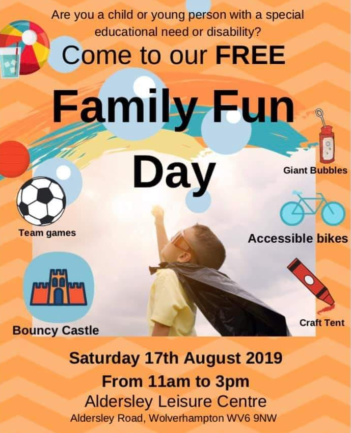 Aldersley Family Fun Day