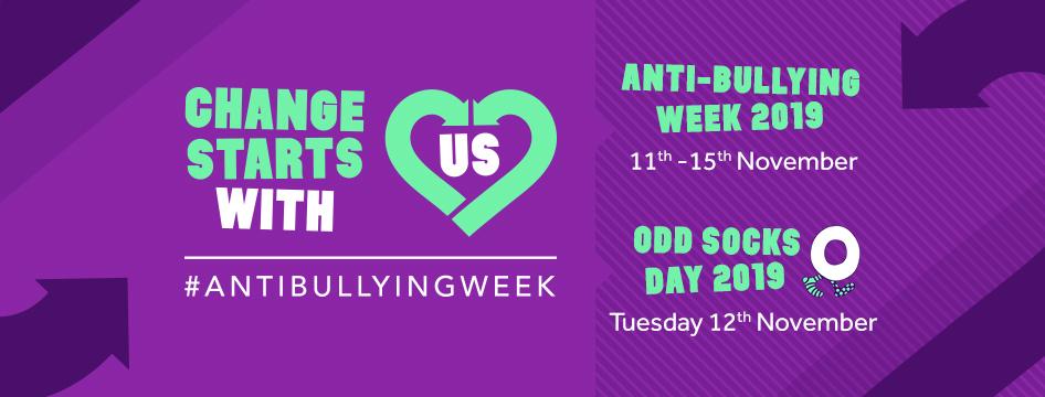 Anti Bullying Odd Socks Day