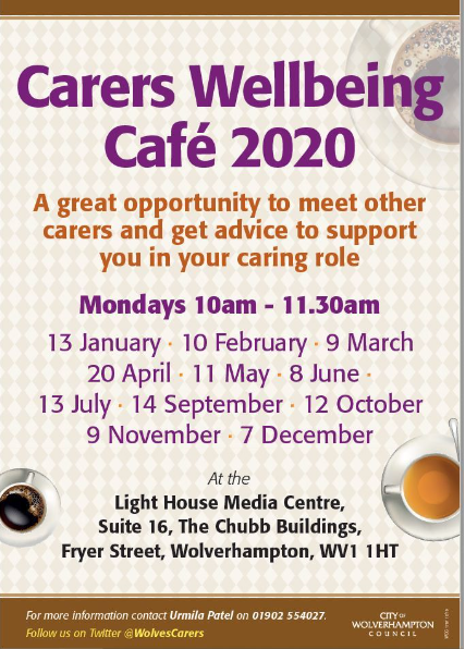 Carer Support Coffee Mornings