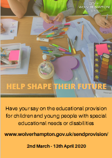 SEND Education Provision Poster