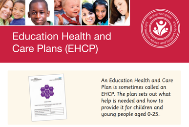 EHCP Easy Read