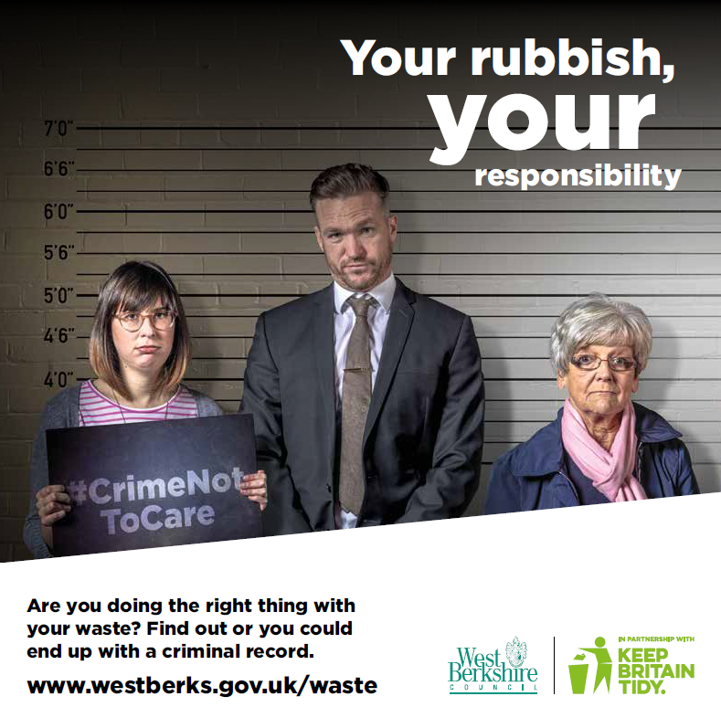 Your Rubbish, Your Responsibility