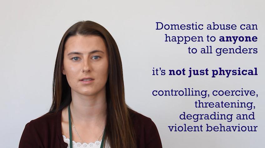 Advice on domestic abuse